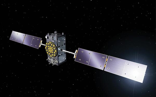 Geodesy satellite