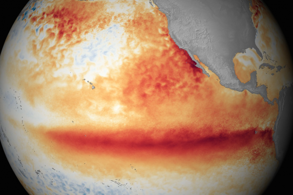 Planet Earth and El Nino