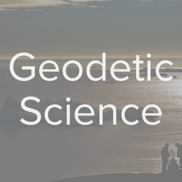 Geodetic Science